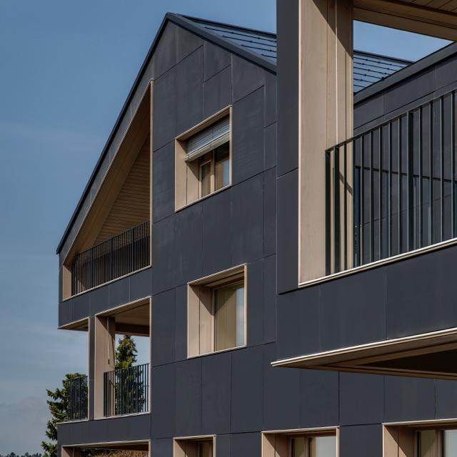 Bruetten Fassade