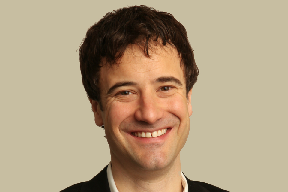 Andreas Meyer Primavesi, Geschäftsführer des Vereins Minergie