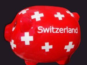 Sparschwein Schweiz